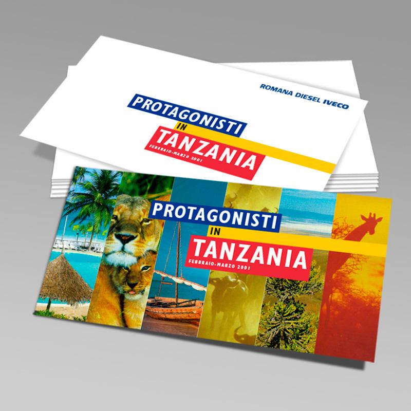 Protagonisti in Tanzania